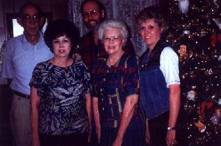 Emmett Sr. & Jr., Sandy, Helen & Barbee